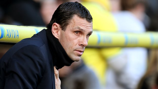 Norwich 2-0 Sunderland: Gus Poyet says players paid price for poor start