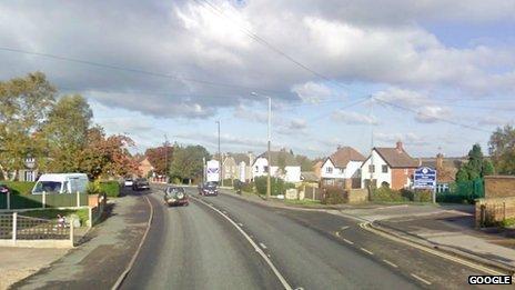 A511 Burton Road