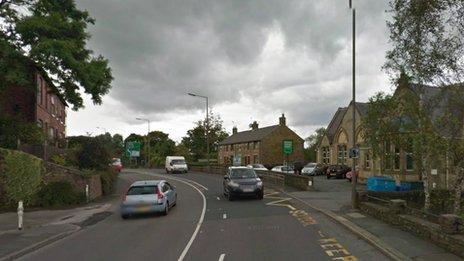 Buxton Road, New Mills