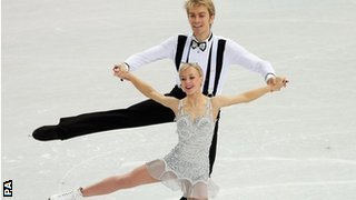Penny Coomes and Nicholas Buckland