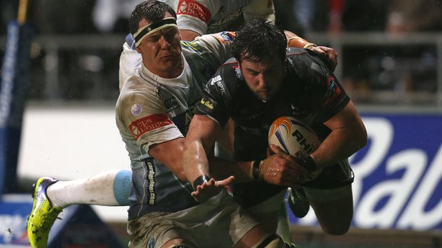 Ospreys v Cardiff Blues