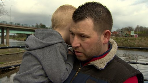 Gary Davidson, a relative of Mr Burke, said the tragedy was devastating for the family