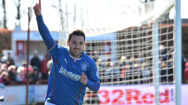 Highlights - Brechin City 1-2 Rangers