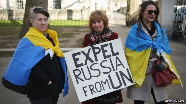 Ukraine crisis: The weakness of Europe