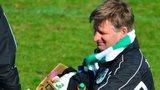 Guernsey FC boss Tony Vance
