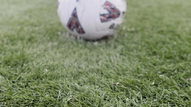 Artificial pitch