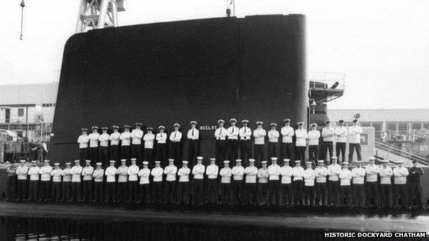 HMS Submarine Ocelot
