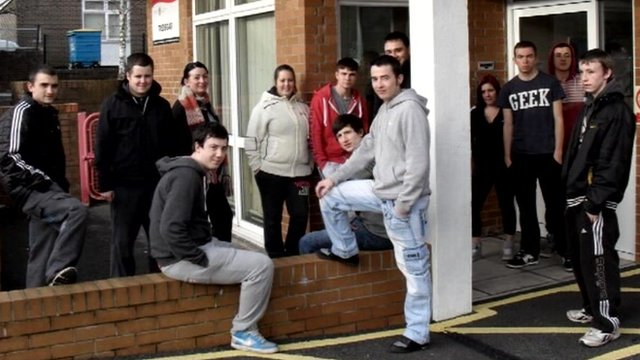 Some of the people who have benefitted from the Lift scheme