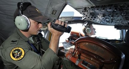 Search crews looking for missing plane
