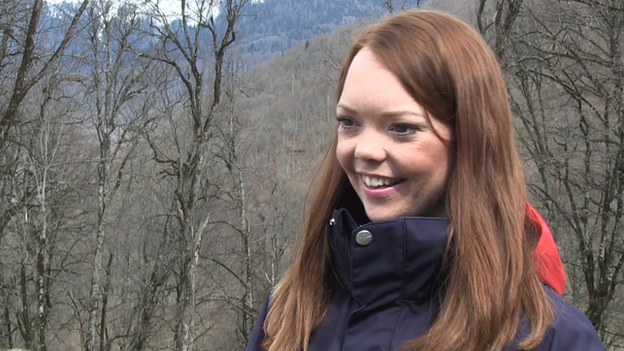 Jade Etherington reflects on becoming the first British woman to win a Winter Paralympic medal