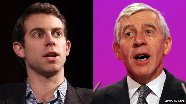 Will Straw and Jack Straw