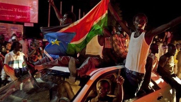 Juba celebrations