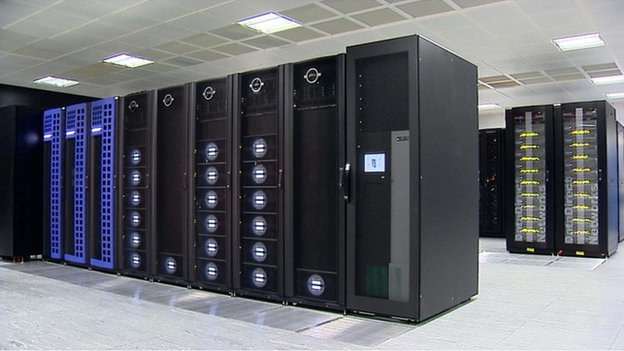 Archer supercomputer