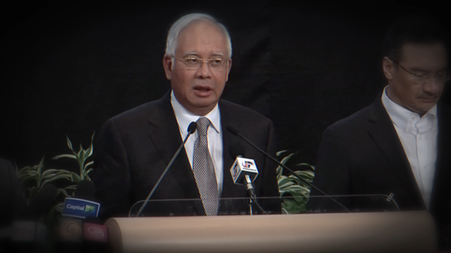 Malaysia PM making announcement
