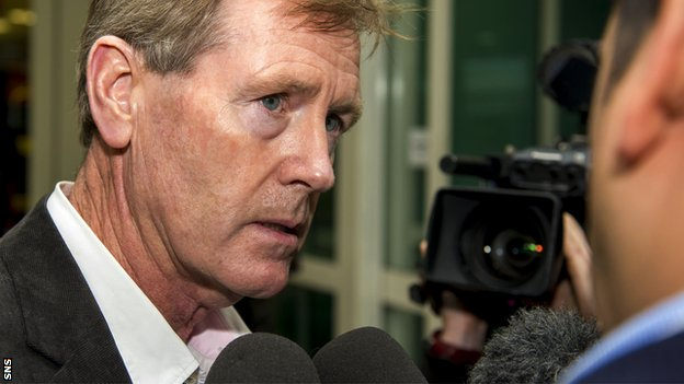 Former Rangers director Dave King