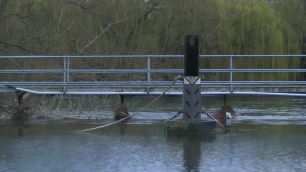 Shiplake Weir