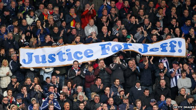 Justice for Jeff Astle campaign