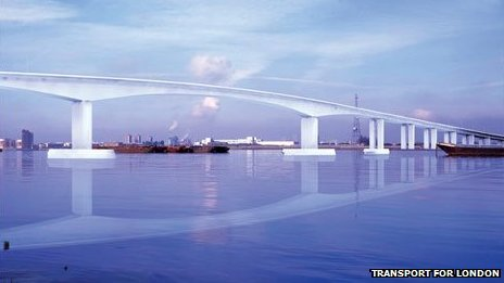 Thames Gateway Bridge