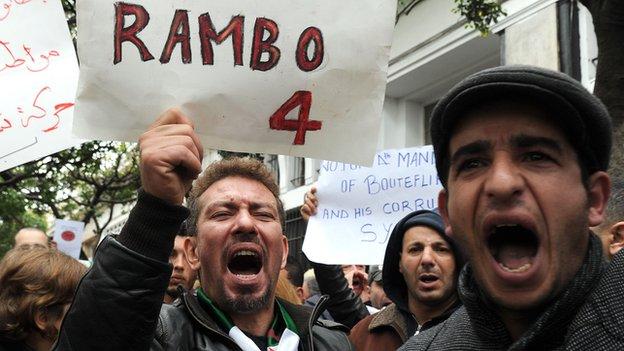 Algerian opposition