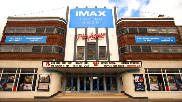 Perth Playhouse IMAX