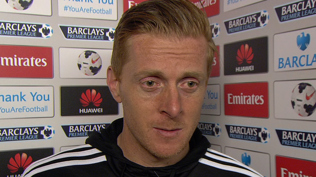 Swansea City's Garry Monk
