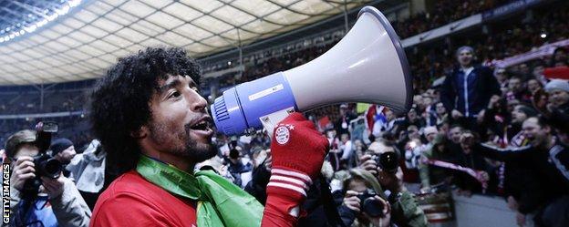 Bayern Munich defender Dante