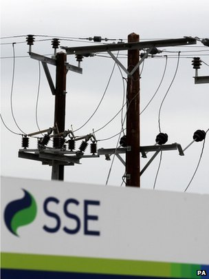 SSE appears to be a scaling back to a much simplified company
