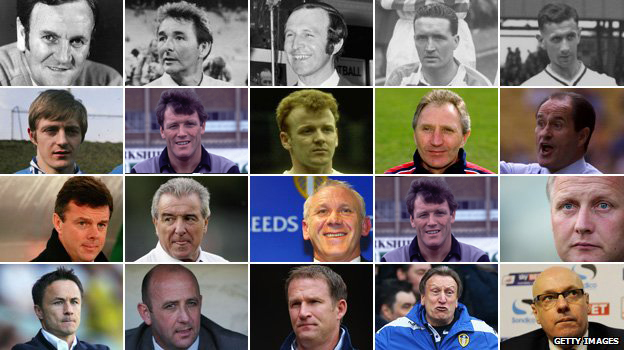 Leeds United managers