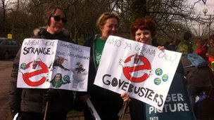 'Govebusters'
