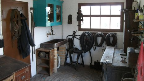 Stable interior