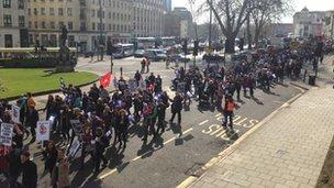 Bristol march