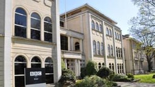 BBC Bristol, Whiteladies Road