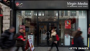 Virgin Media shop
