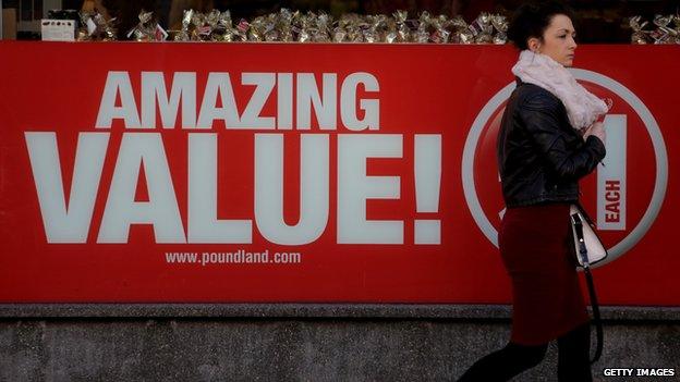 Sign reading Amazing Value