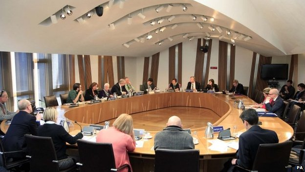 Holyrood committee
