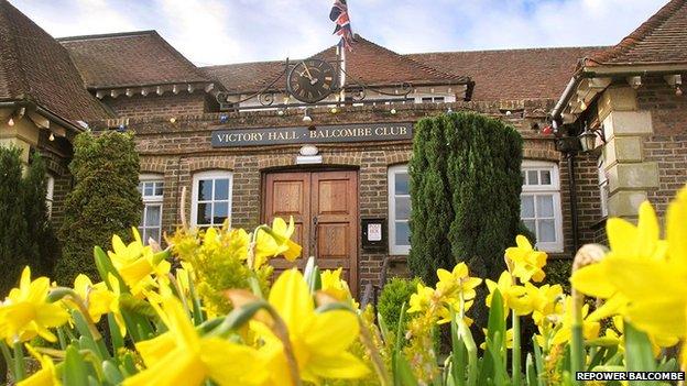 Victory Hall, Balcombe
