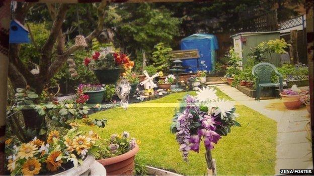 Zena Foster garden