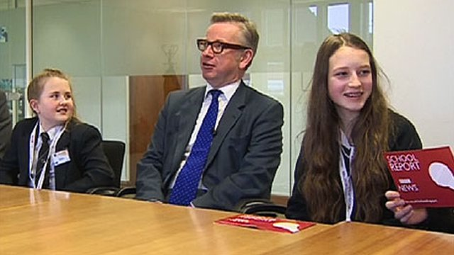 "Michael Gove: ""I'm a lieutenant like Horatio"""