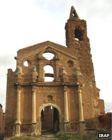 Church at Belchite