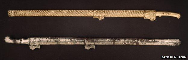 Roman swords
