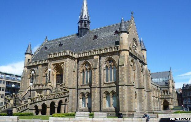 McManus galleries, Dundee