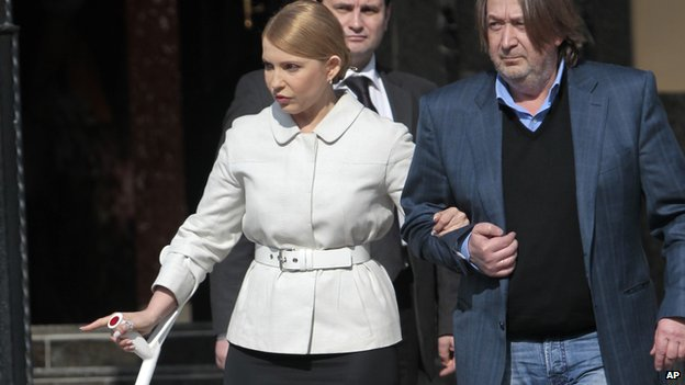 Tymoshenko 27 March