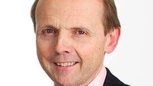 Alistair Phillips-Davies is chief executive of SSE