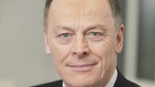 Vincent de Rivaz, chief executive of EDF Energy UK