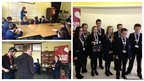 A collage of what St Patrick's Academy in Dungannon have been up to