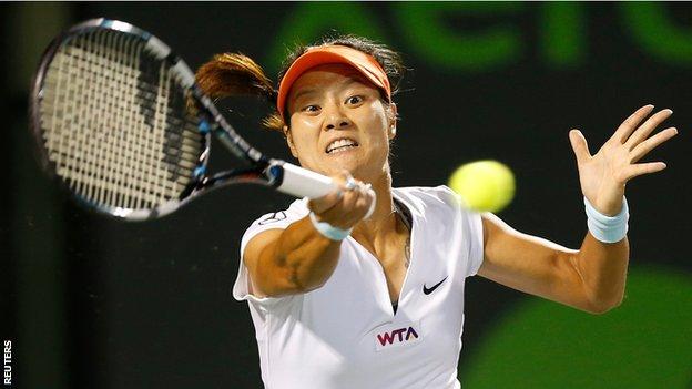 Li Na beats Dominika Cibulkova