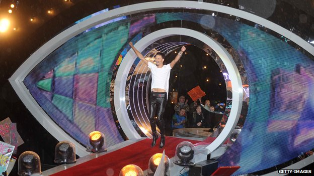 Reality TV star Rylan Clarke wins Celebrity Big Brother 2013