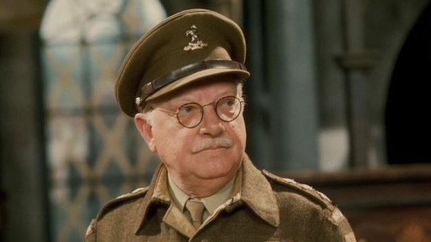 Captain Mainwaring