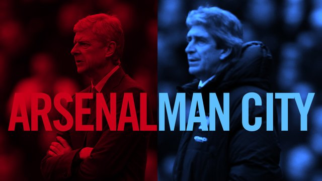 Arsenal v Manchester City Premier League preview