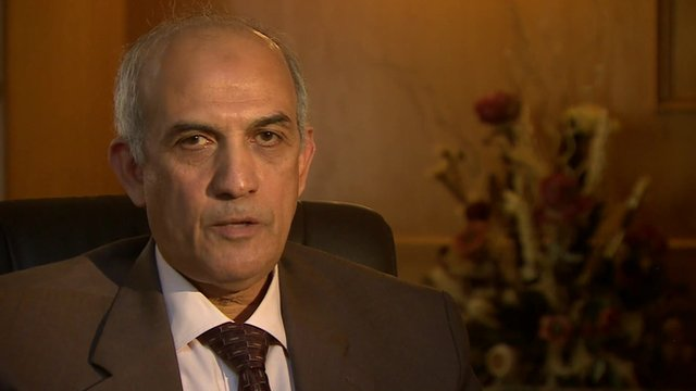 General Abu Bakr Abdel Karim, Assistant Minister for Human Rights at Egypt's Interior Ministry